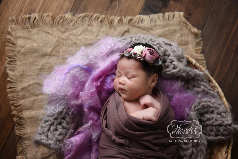 8 Newborn Fotoshoot mooiste baby beste n