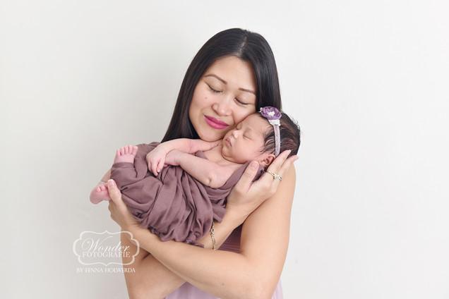 22 Newborn Fotoshoot mooiste baby beste