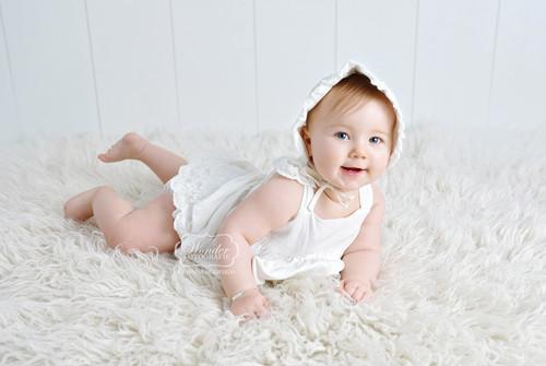 3 Sitter Sessie babyfotoshoot baby shoot