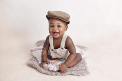 2 Sitter Sessie baby shoot fotoshoot fotografie half jaar mijlpaal 6 maanden