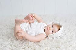2 Sitter Sessie babyfotoshoot baby shoot