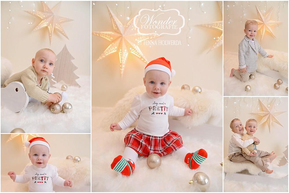 Kerst Mini Fotoshoot Almere Studio