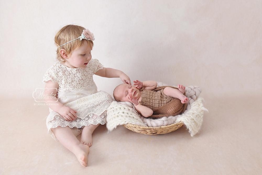 Newborn Fotografie baby fotoshoot photo shoot mooiste beste nederland almere puur naturel