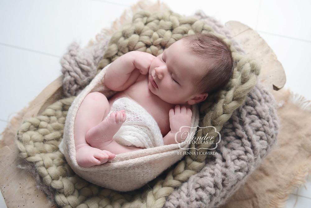 newborn fotografie fotoshoot fotograaf Photoshoot photo shoot naturel aardetinten