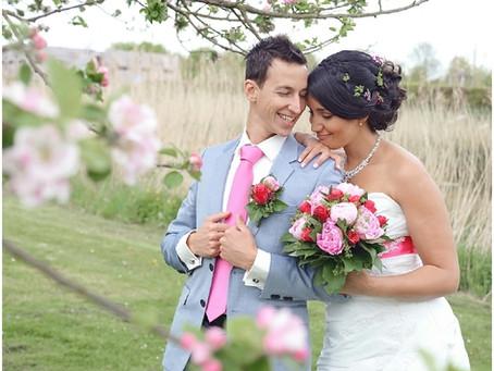 Bruiloft bij het Groene Geheim in Almere