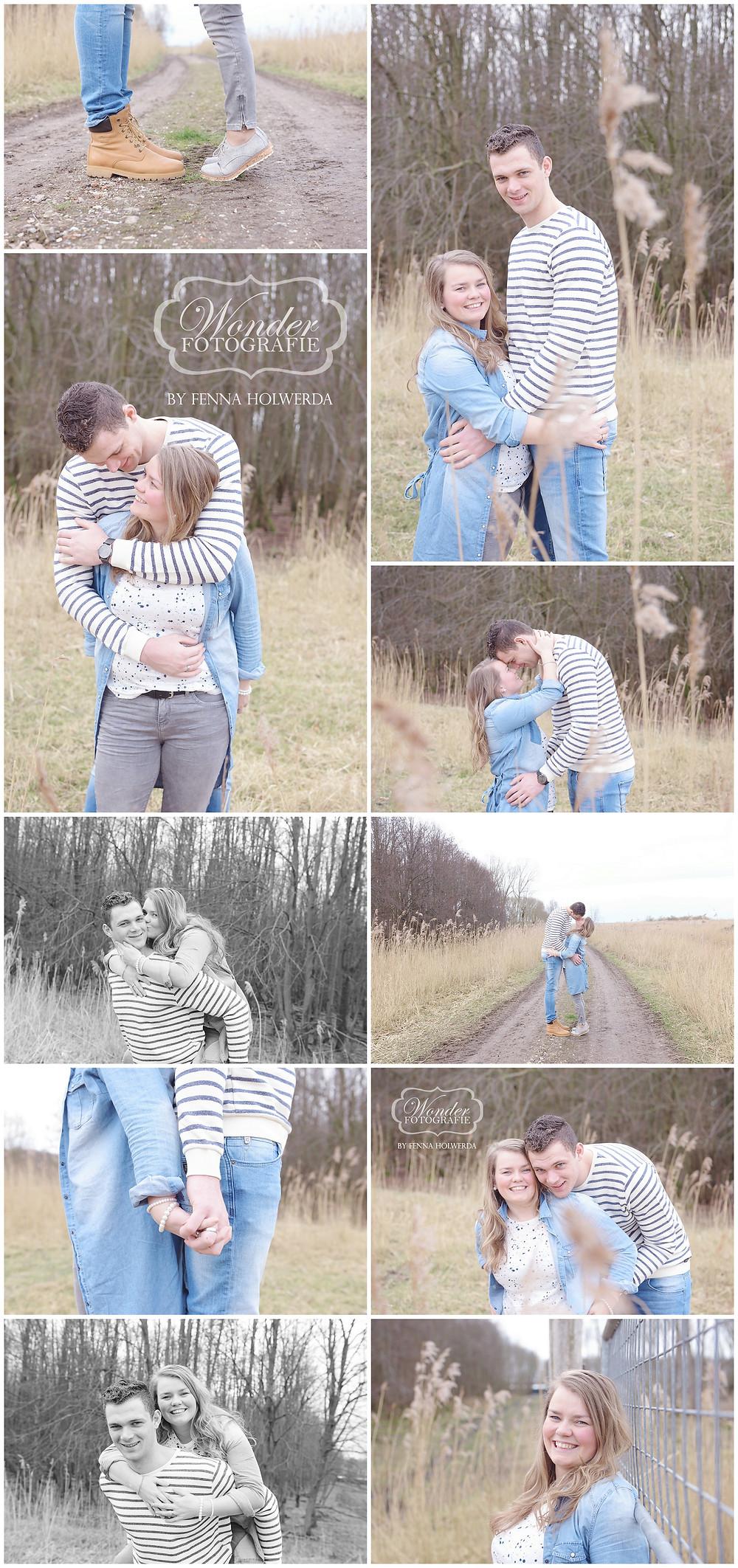 gratis shoot fotoshoot loveshoot verlovingsfoto verlovingsfotoshoot oefenfotoshoot lengteverschil bruid bruidegom