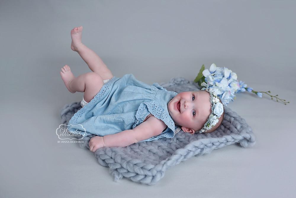 Baby Fotoshoot Fotografie Fotograaf Overijssel Flevoland Friesland