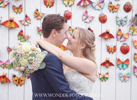 Bruiloft Albert en Eveline Noordwijk