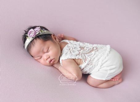 Newborn Baby Fotoshoot Flevoland