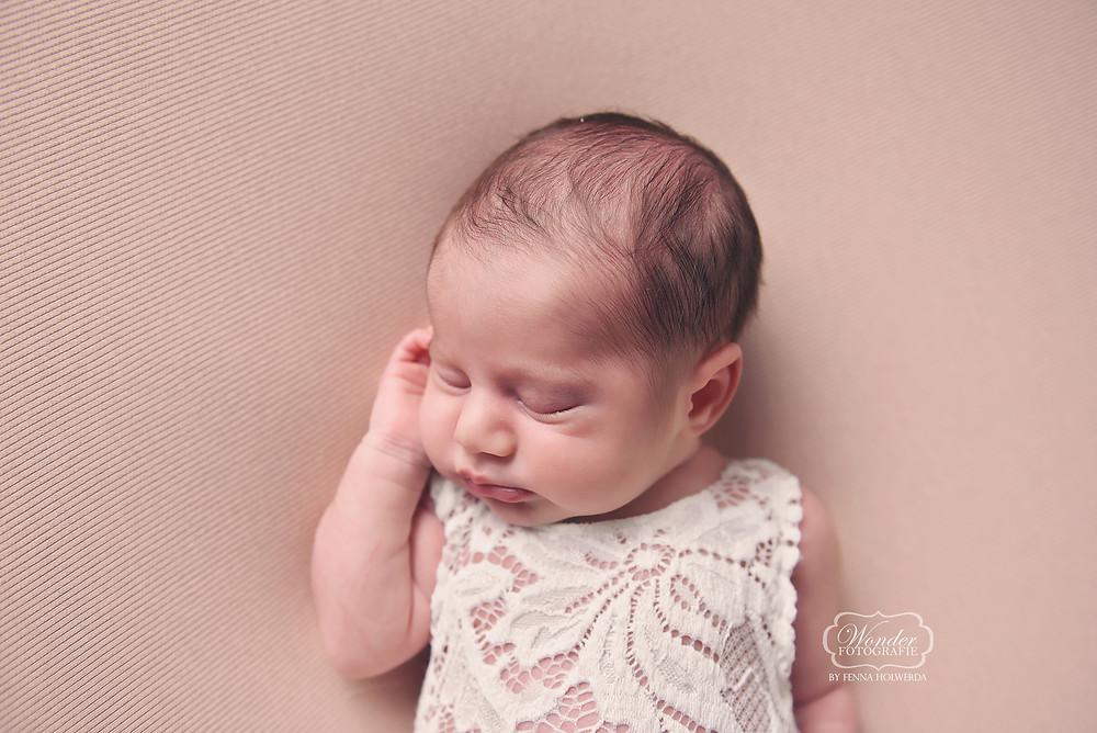 Newborn Baby Fotoshoot Overijssel Friesland Flevoland Kinderfotograaf