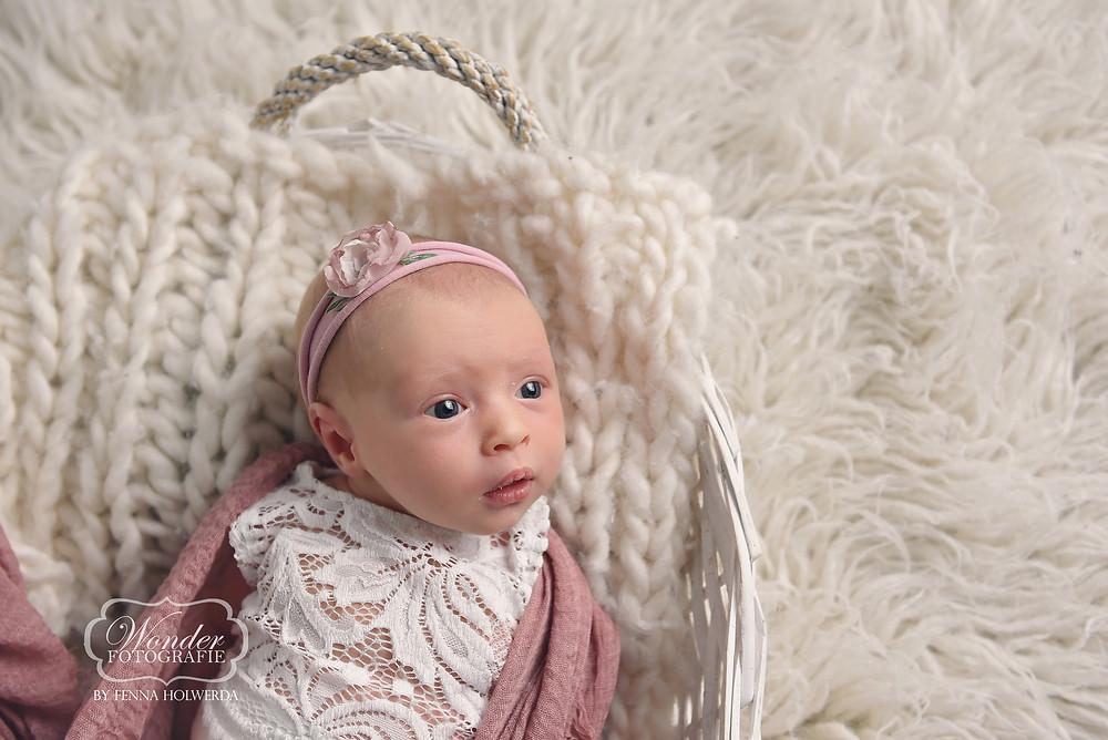 newborn fotoshoot baby fotografie fotograaf almere nederland