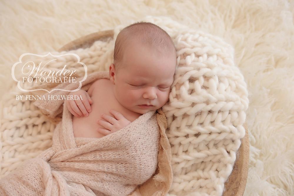 Fine Art Newborn Fotoshoot Fenna Holwerda Puur Naturel Amersfoort