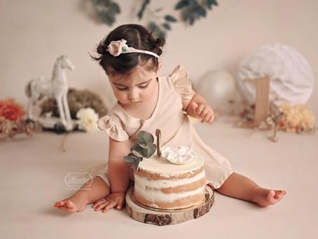 Boho Cake Smash Fotoshoot