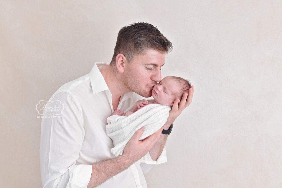 1 Newborn Fotoshoot jongen boy babyfotos