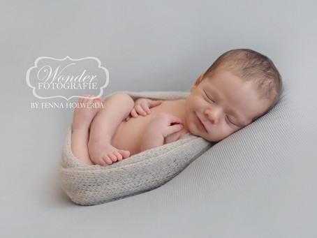 Newborn Fotoshoot Jens - Fine Art Newborn Fotografie