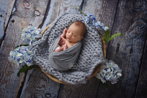 8 Newborn Fotoshoot baby fotografie shoo