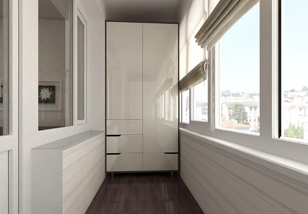Выбор мебели на балкон и лоджию