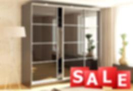Распродажа шкафов