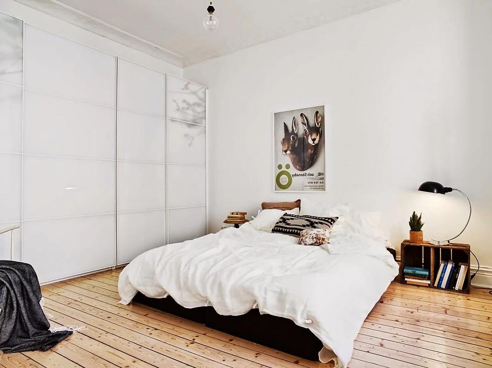 Шкафы в скандинавском стиле