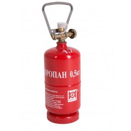 Купить туристический газовый баллон BT 1,2 литра