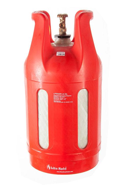 Купить газовый баллон LiteSafe 24 литра