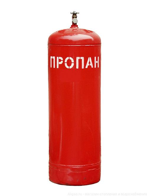 Купить газовый металлический баллон 50 литров
