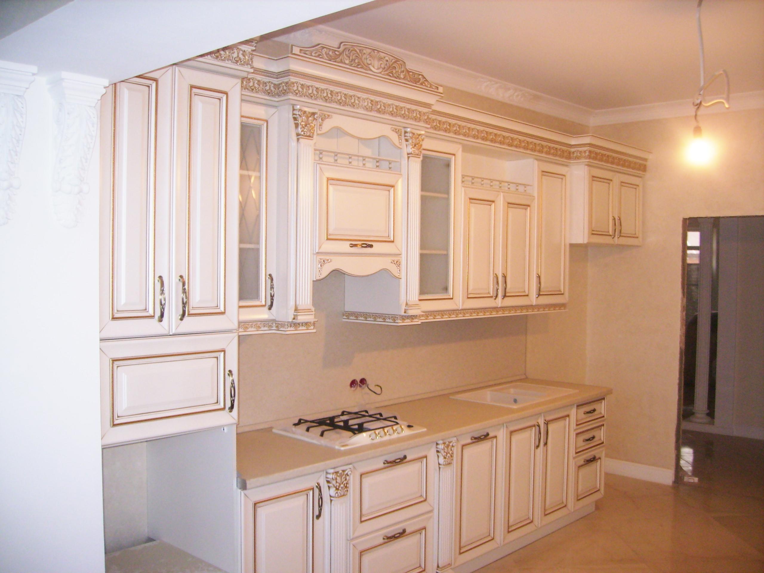Кухонный гарнитур - классика