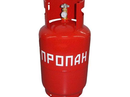 Купить газовый металлический баллон 12 литров