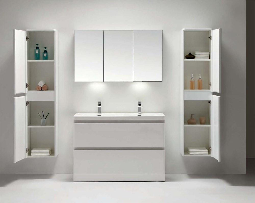 Выбор шкафа для ванной комнаты