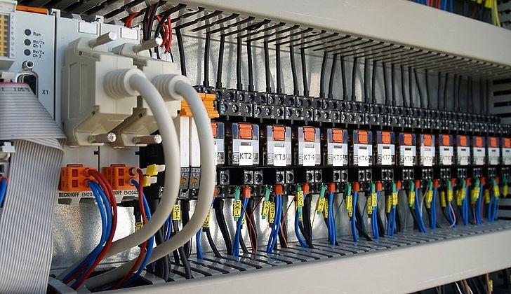 Электромонтажные работы на производственных объектах