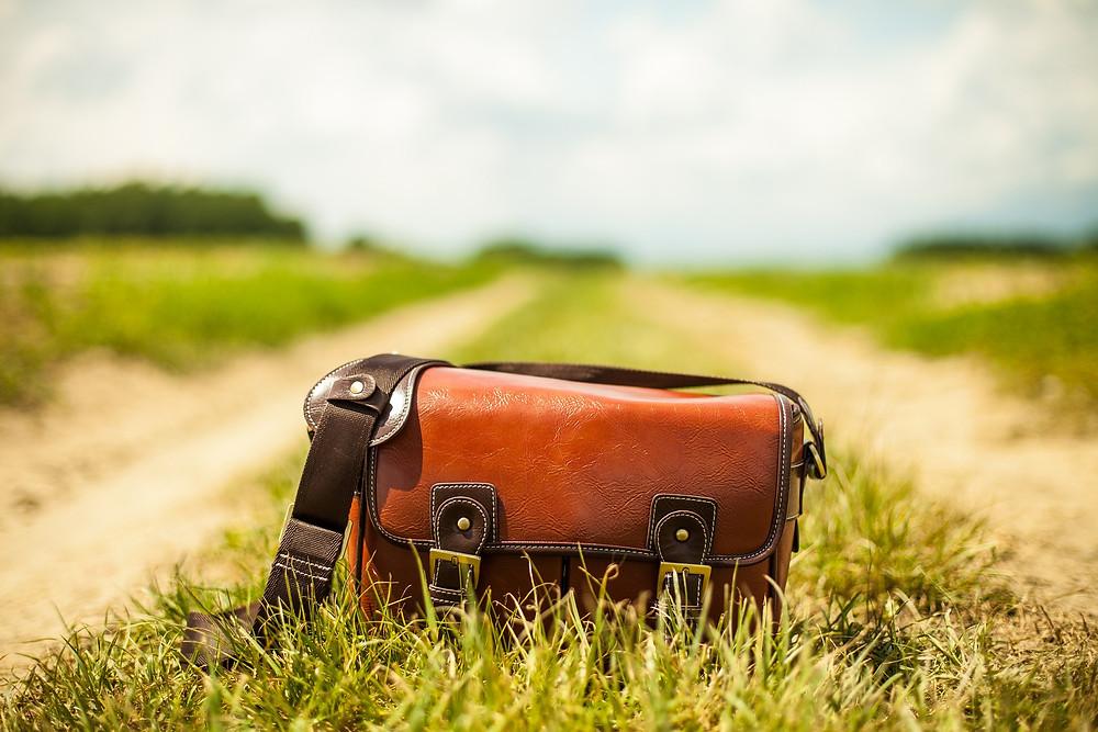 Мужские сумки из натуральной кожи ручной работы