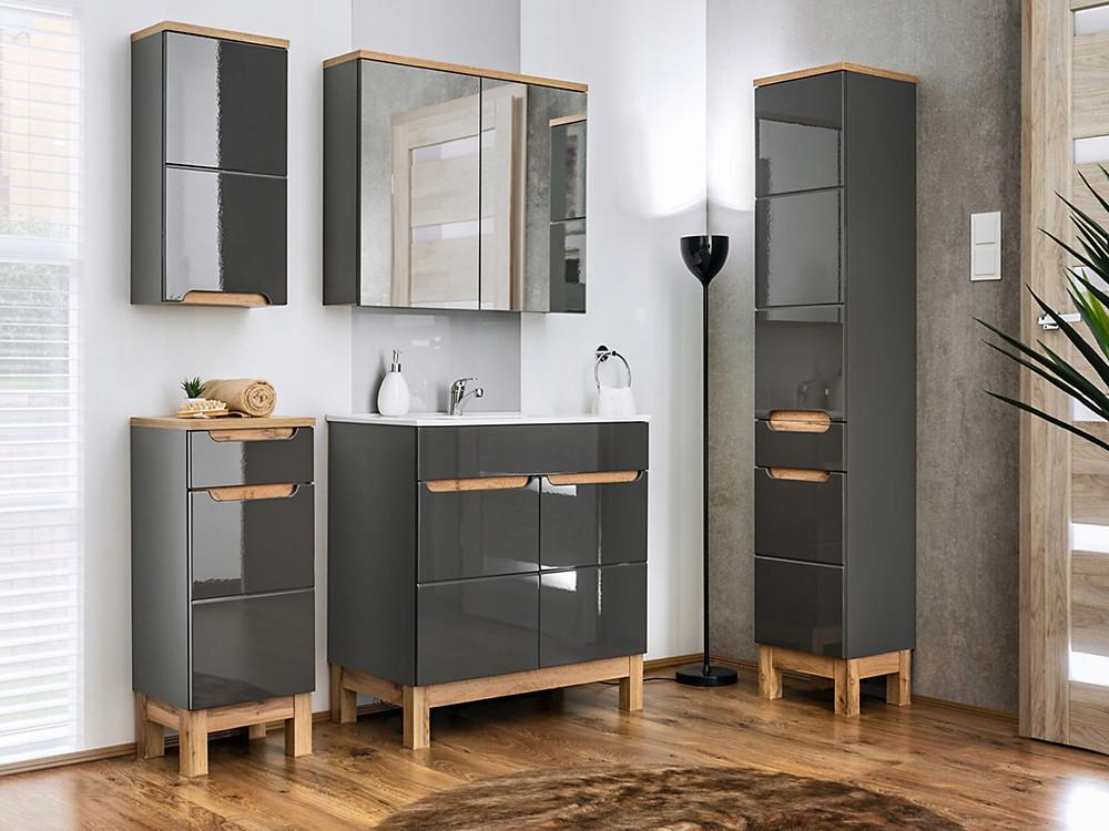Шкафы в ванную