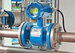 Поверка расходомеров воды в СПб