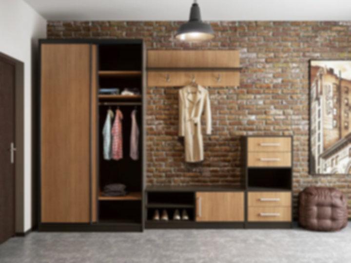 Шкафы в стиле лофт