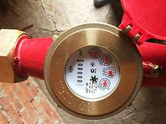 Поверка общедомовых счетчиков воды в СПб