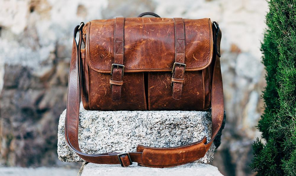 Виды и особенности мужских сумок