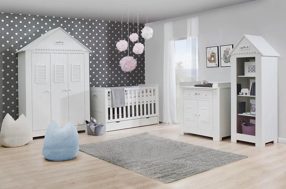 Выбор шкафа в детскую комнату