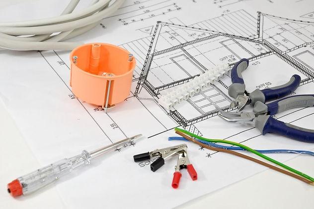 Проект разводки электрики