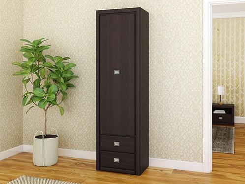 Распашной шкаф Соло темный