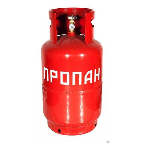 Купить газовый металлический баллон 27 литров