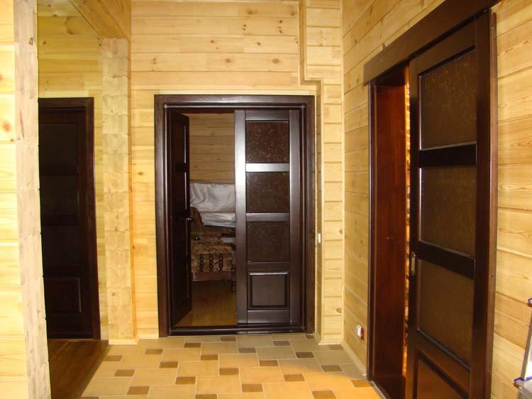 Внутренняя отделка дома