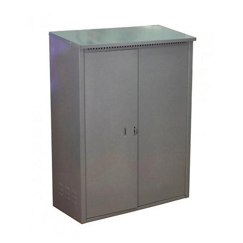 Купить шкаф для газового баллона 50л двойной