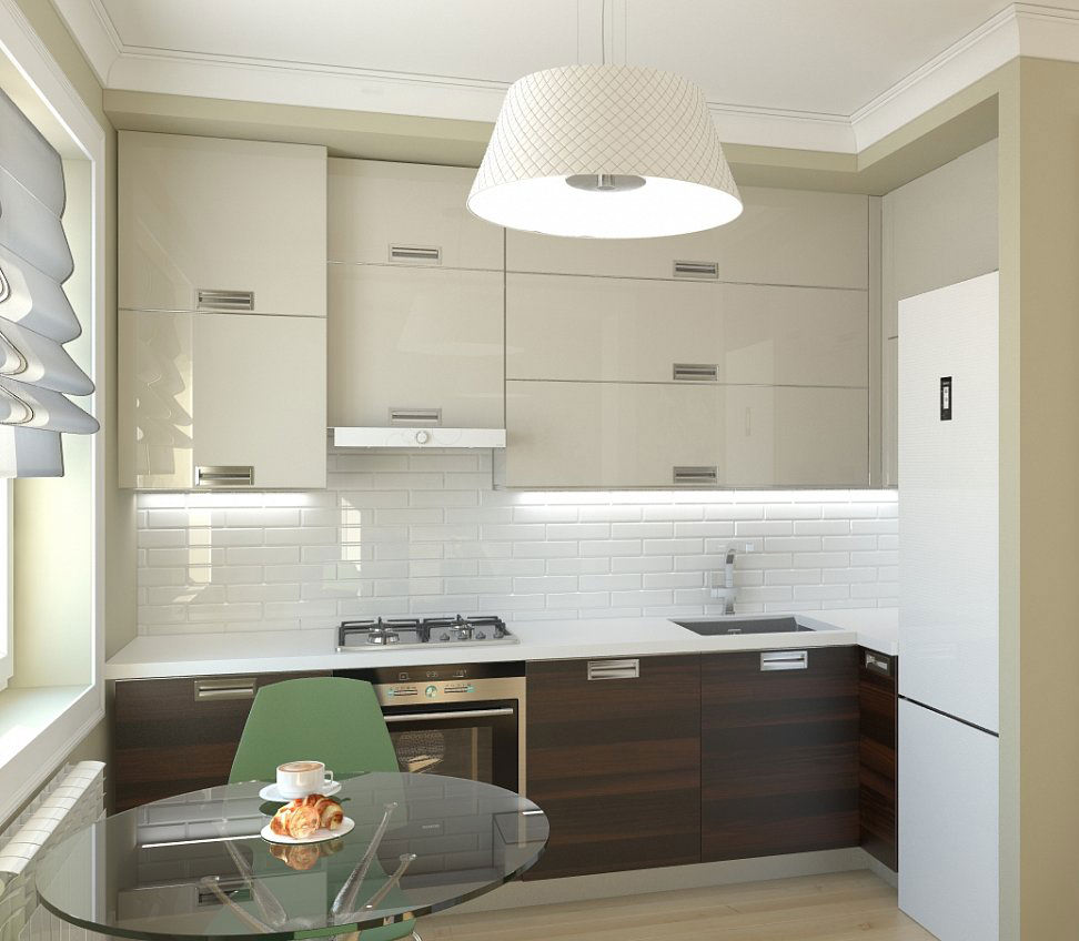 Ошибки, которые встречаются в дизайне маленьких кухонь и их исправление