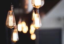 Монтаж освещения помещений