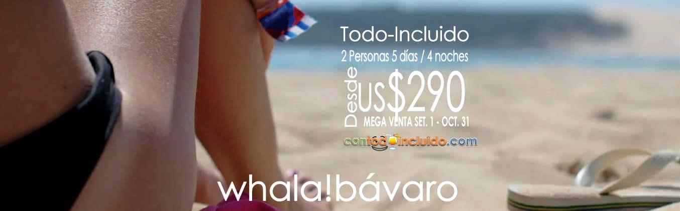 Whala!Bavaro | contodoincluido.com