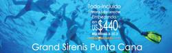 Gran Sirenis Punta Cana Resort