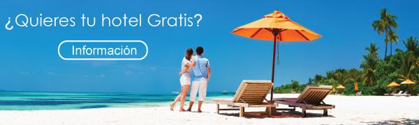 Usa tus recompensas pra que obtengas tu hotel GRATIS