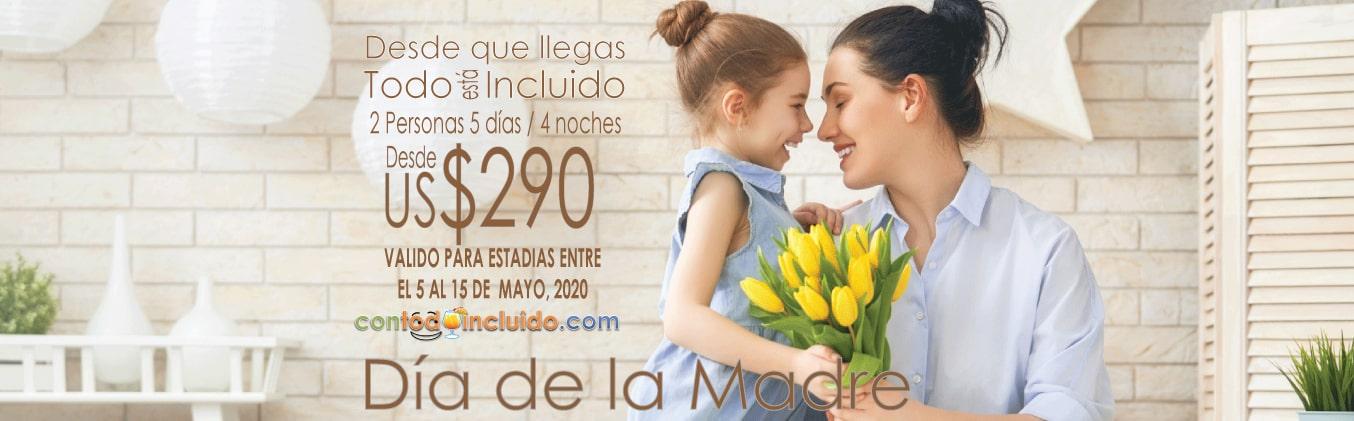 Venta por el Dia de la Madre