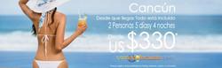 Las mejores ofertas TODO INCLUIDO en Cancun