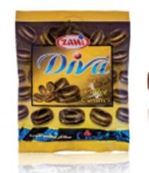 DIVA Candies Coffee 175 g سكاكر القهوة